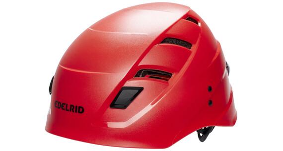 Edelrid Zodiac skihelm rood